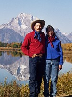 Lodging Yellowstone National Park - Brad & Joanne