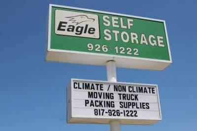 One Place To Go For Self Storage In Ft Worth Storage In